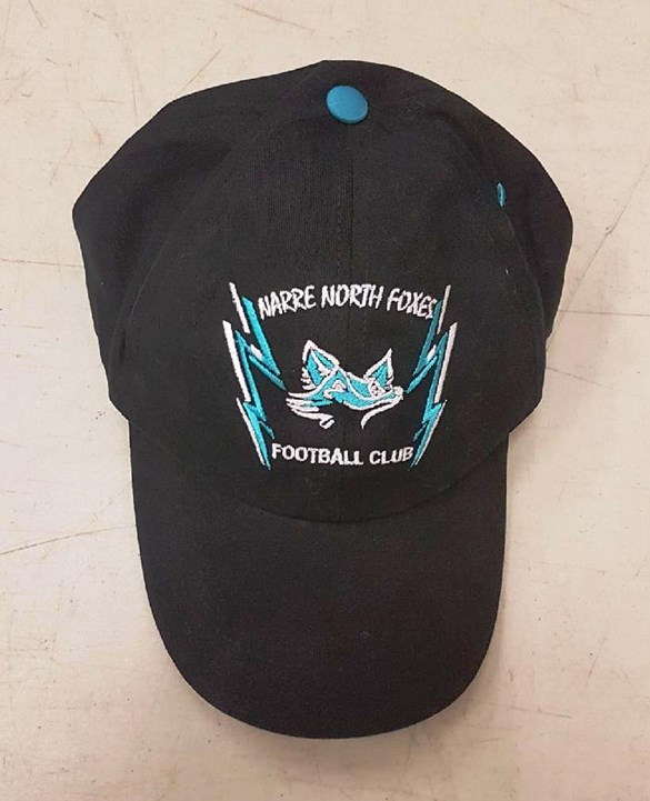 Black Foxes Hat
